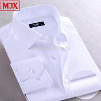 Autumn solid color dress shirt male slanting stripe  Casual Men Shirt Camisa Masculina Mens Dress Shirt Camisa Social 1041