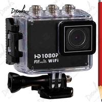 Original AT200 Action Camera Diving 50M Waterproof Camera Wifi Remote Control 1080P 5MP Full HD Underwater Sport Cameras Gopro