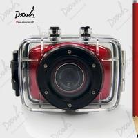 Digital Video Camera Portable Camcorders Helmet Waterproof HD Action Camera Sports DVR Outdoor DV D10 5Pcs/Lot DHL Free Shipping