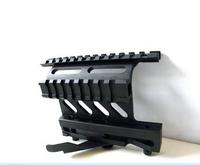 Tactical AK Serie Rail Side Mount Quick QD Style 20mm Detach Weaver rail Double Side AK Scope Sight Mounts Rifle