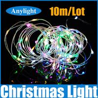 Christmas lights 10m led strip light 33Ft LED dc12v Starry wedding chandelier string light for party decoration WLED73