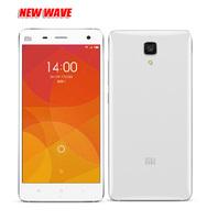 Original Xiaomi M4 Wcdma 5 inch 1080P Qualcomm 801 Quad 2.5G 8.0Mp+13Mp Android 4.4 Miui V5 Mobile phone Multi-language In Stock