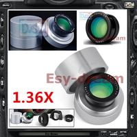 TENPA 1.36x Viewfinder Magnifier Eyepiece Eyecup For 1DX 5D3 6D 7DII 70D 700D 1200D D4 D810 D610 D7100 D5300 D3300 K3 K5II A900