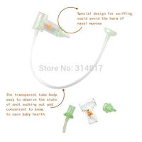 New Baby Newborn Supplies Nasal Aspirator Hospital Grade Nose Sucker Use Nosefrida Snotsucker [LL191]