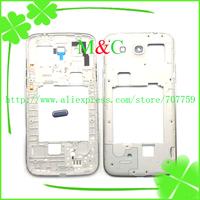 5pcs/lot Original For Galaxy Mega 5.8 i9152 Middle Metal plate Frame Bezel Housing Free Shipping