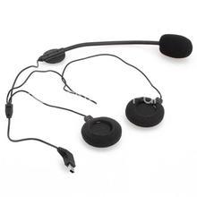 Vimoto V1098a Waterproof Motorcycle Helmet Bluetooth Stereo Headset Headphone EU(China (Mainland))