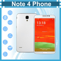 "New arrive Perfect 1:1 HDC Note 4 Mobile phone 8GB ROM 1GB RAM MTK6592 Octa Core Note4 Smart Phone 5.7"" 1280*720 13MP camera"