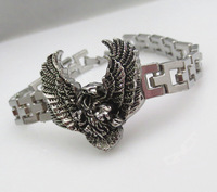 2014 New Arrive Alloy Man Bracelet Lobster Style Care Bracelet Many Styles Hand Chain Bracelets Chain Bracelet Brace Lace