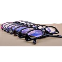 100% UV 400 woman high quality optical glasses frame eye wear anti radiation goggles