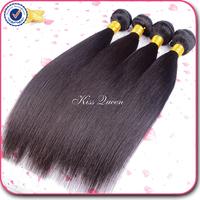 New arrival 5A peruvian virgin hair straight 3 pcs lot  free shipping peruvian straight virgin hair human hair weave very soft