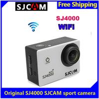 Free Shipping!Brand SJCAM SJ4000 WiFi 1080P Full HD Outdoor Sports Action Dash Camera Cam DVR