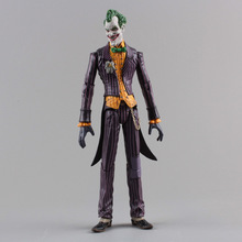 "Batman The Joker PVC Action Figure Collectible Model Toy 7"" 18CM Classic Toy Free Shipping MVFG200(China (Mainland))"