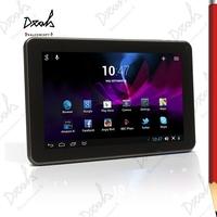 10.1 inch A23 Dual Core 1GB RAM 8GB ROM Allwinner A23 Dual Camera 1024*600 Capacitive Tablets PC 5Pcs/Lot DHL Free Shipping
