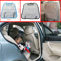 Free Shipping New Car Seat Cover Protector Auto Back Seat Cover Kick Mat For Baby Play Kids Dirt Mud