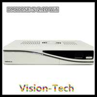 White DM800SE HD satellite receiver PVR S2 Tuner with SIM210 simcard and WIFI inside Free 1days test Cline Gift