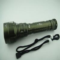 2014 New 8000Lumen Underwater Diving Flashlight Torch 5x CREE XM-L T6 LED 3 Modes Waterproof Light Lamp Freeshipping