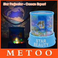 1 pcs Night Romatic Gift Cosmos Star Sky Master Projector Starry Night Light Lamp,Best For Promotion Gift