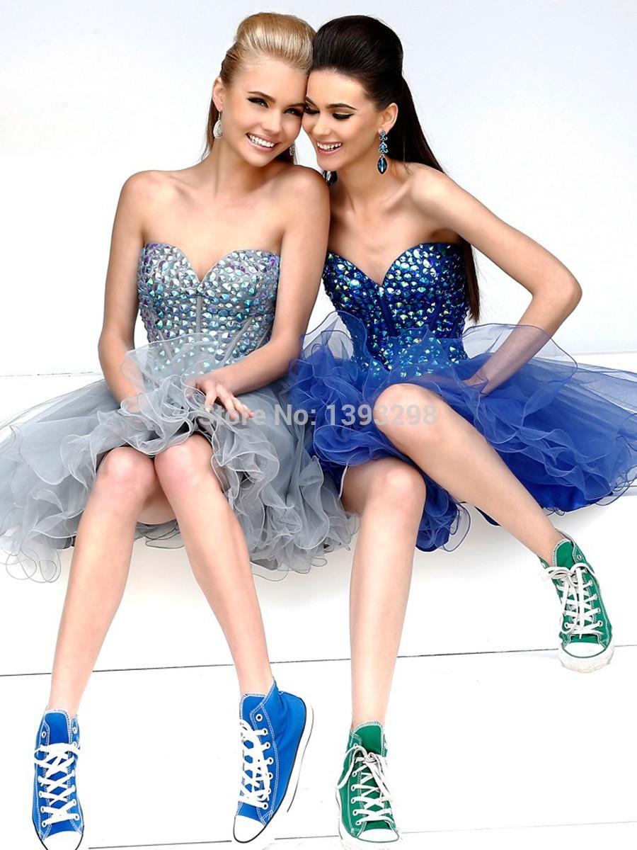 Платье для выпускниц Hart 8 sparkly homecoming HM0029