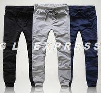 NEW Style  2014 Men Womens Casual Harem Baggy HIPHOP Dance Jogger Sport Sweat Pants Trousers