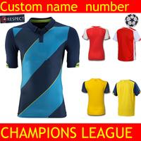 Soccer jersey  women 2015 soccer jersey camiseta shirt away MAN women jersey football shrit