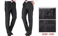2014 Famous Quality Business men suit pants work Business  dress pant slim  mens pants calca social