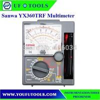 Sanwa YX360TRF, Drop Shock Proof Meter /Pointer Multimeter/Analog Multimeter (750VAC Max.)