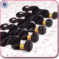Grade 5A unprocessed peruvian virgin hair body wave hair bundles 5pcs lot free shipping peruvian body wave no tangle no shedding