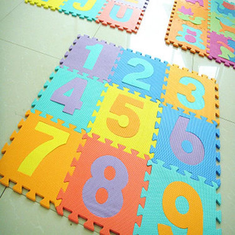 Online Kaufen Großhandel puzzle play mat baby aus China