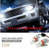 C i t r o e n  E l y s e e high beam H7 modification dedicated  headlamp headlight bulb LED