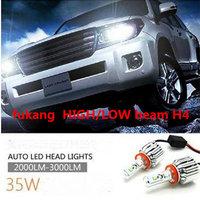 C i t r o e n fukang  HIGH/LOW beam H4 modification dedicated  headlamp headlight bulb LED