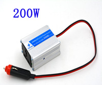 Free shipping 1000W WATT DC 12V to AC 220V Portable Car Power Inverter Charger Voltage Converter 12V To 220V Transformer