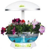 led hydroponic greenhouse wholesale planter