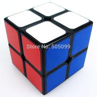New  ShengShou Aurora 2x2 Magic cube speed black SS jiguang Speed cube 2x2x2