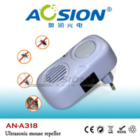Aosion Insect Bugs Mouse Rats repellent for Indoor pest repeller with LED night light GS PLUG AN-A318