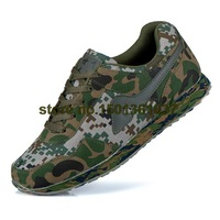 Free shipping digital camouflage military shoes autumn and winter  running shoes men shoes casual sports shoes