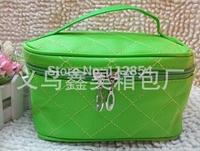 Free Shipping+Wholesale Fashion beautician cosmetic pouch makeup bag women's organizer bag,150pcs/lot