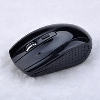 2.4GHz USB Optical Blue Light Wireless Mouse USB Receiver Mice Cordless Game Computer PC Laptop Desktop XMHM365