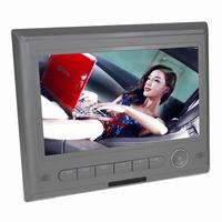 JOYOUS 9 inch car headrest monitor+digital high-definition screen+IR+AV-in,audio entertainment system