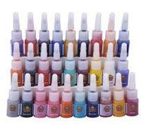5ML 28 Bottles per set High Quality Tattoo Inks SET