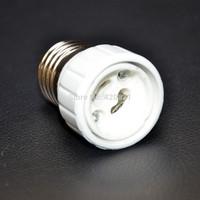 E27 to GU10 Adapter Converter Base holder socket for LED Light Lamp Bulbs,10pcs/lot,Free shipping