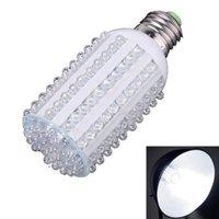 E27 7W 110V  with Lighting angle of 360 Bedroom White LED Corn Light Bulb