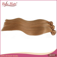 4pcs/lot 12-24inch top grade 6A european cheap human hair extensions remy 27# straight free shipping