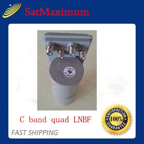 Lnb Quad Digital de saída banda C Linear LNBF FTA parabólica(China (Mainland))