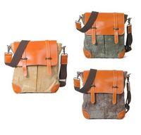 Vintage Fanny Canvas bag Messenger Shoulder Travel Hiking Waist Pack Bag Pouch New CB0070