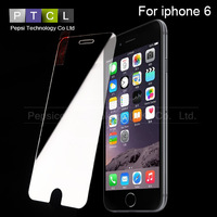 For Apple Iphone 6 (4.7) 2.5D Explosion-proof Tempered glass LCD Screen Protector NANO SLIM Phone Protective film Drop Shipping