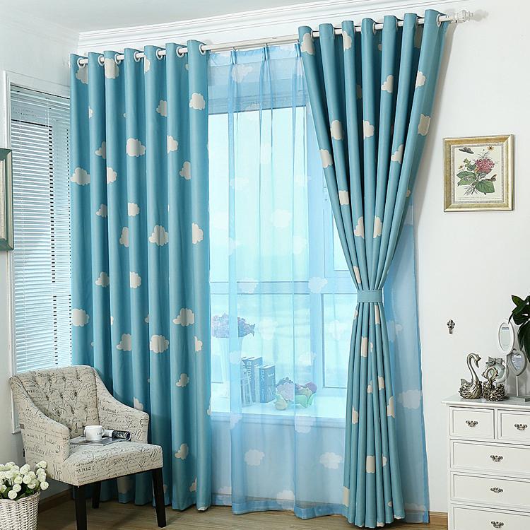 Modernas cortinas de sal n compra lotes baratos de for Cortinas de tela modernas