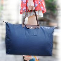 large Nylon waterproof Travel bags 2014 handbag lading luggage bags one shoulder cross-body men for women's duffle
