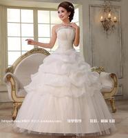 Free Shipping New Arrival Bridal Wedding Dress,Wedding Gown BW0013