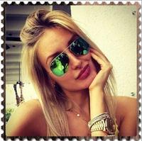 2014 new men / Men 3025 Sunglasses Gradient oculos de sol feminino rb 3025 designer sun glasses with box and case