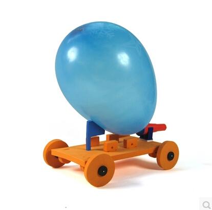 Physics Balloon Experiment Balloon Pressure Experiments
